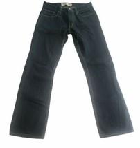 Levi's Men's Jeans Size 31 x 32 Lot no. 527 Low Boot Cut Dark Wash - $29.69