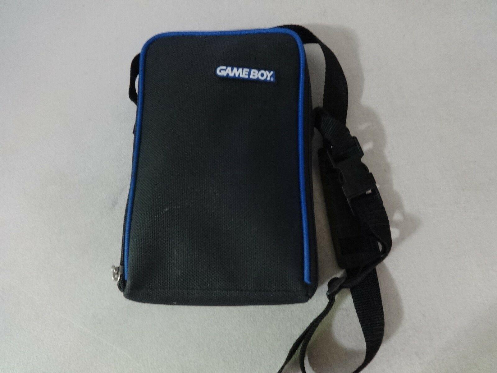 Entièrement Testé Nintendo Game Boy Advance - Original - Bleu Modèle Agb-001+