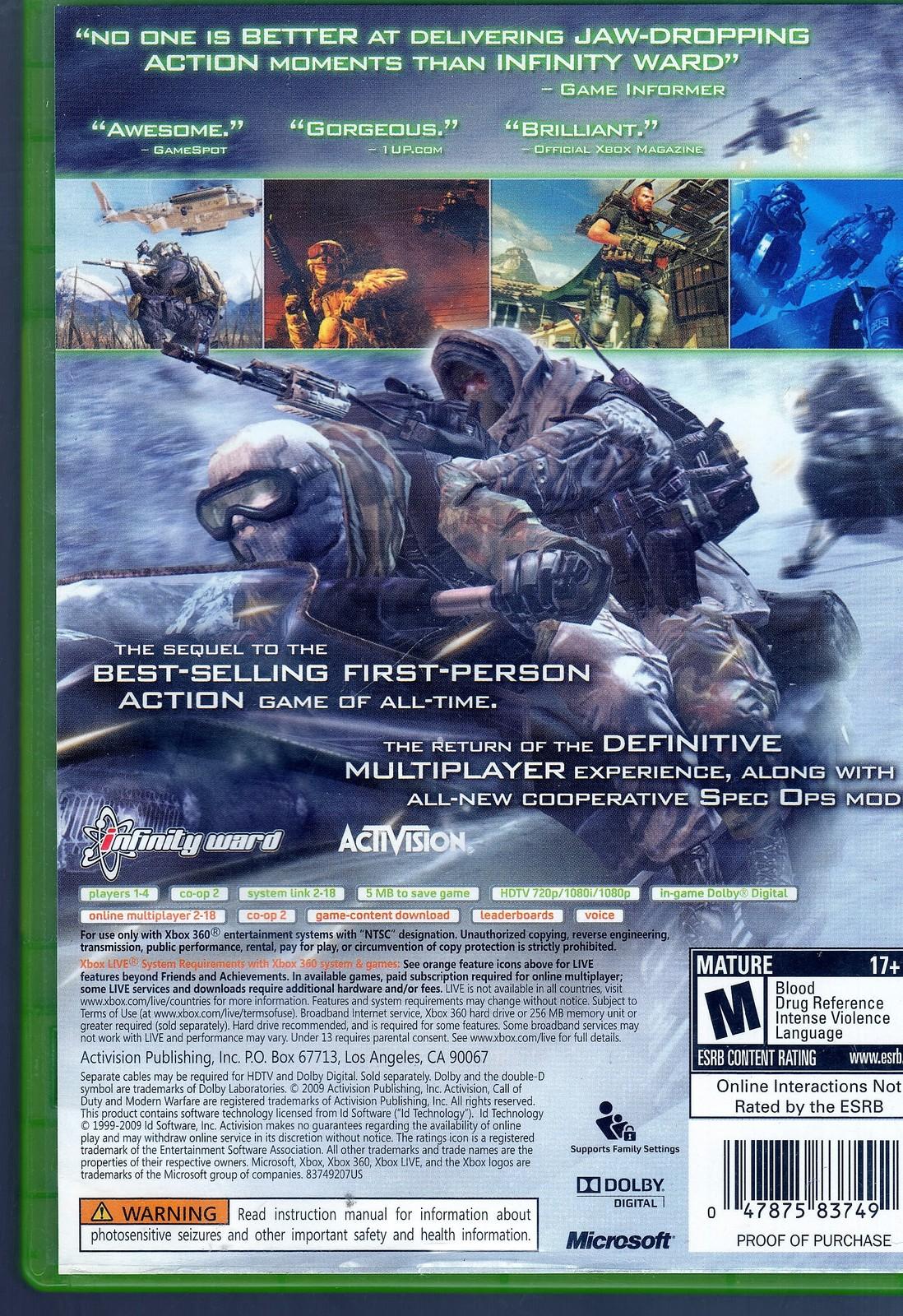 Game modern warfare 2 xbox 360 the sims 2 mobile game 320x240