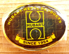 "Hubart Metal Products Belt Buckle-Von West-Metal-Fits 1.5"" Belt-Cowboy C... - $23.36"
