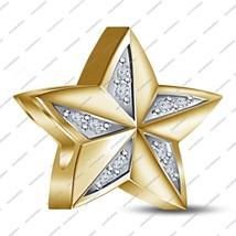 925 Silver Cubic Zirconia Star Bracelet Charm Sale Perfect Fit Pandora Bracelet - $39.83