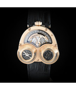 MB&F Horological Machine HM3 18K Rose Gold Star Cruiser. MBandF. Max Bus... - $79,200.00