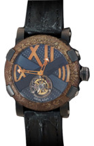 "Romain Jerome Titanic-DNA ""Ultimate"" Tourbillon. 120 Hour reserve. Limit... - $175,000.00"