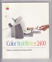 [LOT] APPLE Mac Manuals C-StyleWriter, ClarisWk... - $1.00
