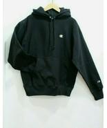 Champion Men's  Reverse Weave Pullover Hoodie NEW AUTHENTIC Black GF68 Y... - $48.49
