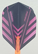 Winmau Prism Pink Standard Dart Flights - $1.75