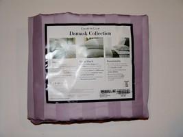 Charter Club Damask Stripe 550 Thread Count 3PCs TWIN Sheet Set - Bran... - $48.51