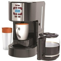 Brim Size-Wise Programmable Coffee Station, SW2... - $119.99