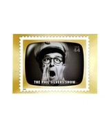 """FIRST DAY ISSUE POSTCARD- """"THE PHIL SILVERS SHOW"""" -EARLY TV MEMORIES 200... - €1,74 EUR"""