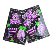 POP ROCKS Popping Candy, Grape, 24 Count - $24.21