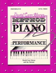 Glover Method for Piano Performance Level 3