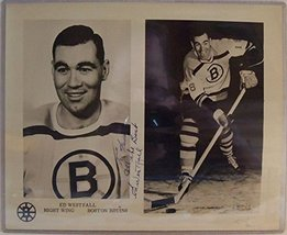 Ed Westfall Signed Autographed Vintage Glossy 'To Freddie' 8x10 Photo (Boston... - $19.79