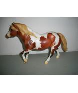 Breyer #711164 Buckaroo Chincoteague Pony Chestnut Haflinger Breyerfest ... - $69.29