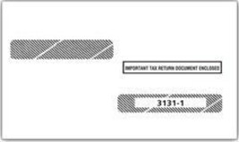IRS Approved Laser W-2 Double-Window Envelope - $11.50+