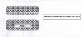 IRS Approved - 1099/1098 Tax Form Envelope - $11.00+