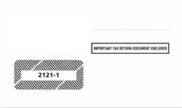 IRS Approved 1042-S Single Window Tax Form Envelope - 5 5/8 x 9 - $11.50+