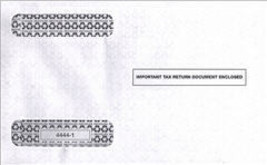 IRS Approved - 4-Up Horizontal W-2 Envelope - $11.50+