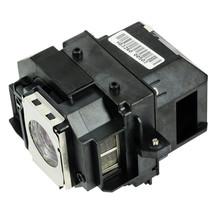 Elplp56/ V13 H010 L56 Original Oem Lamp W/Housing For Epson Movie Mate 60/62;Eh Dm3 - $109.99
