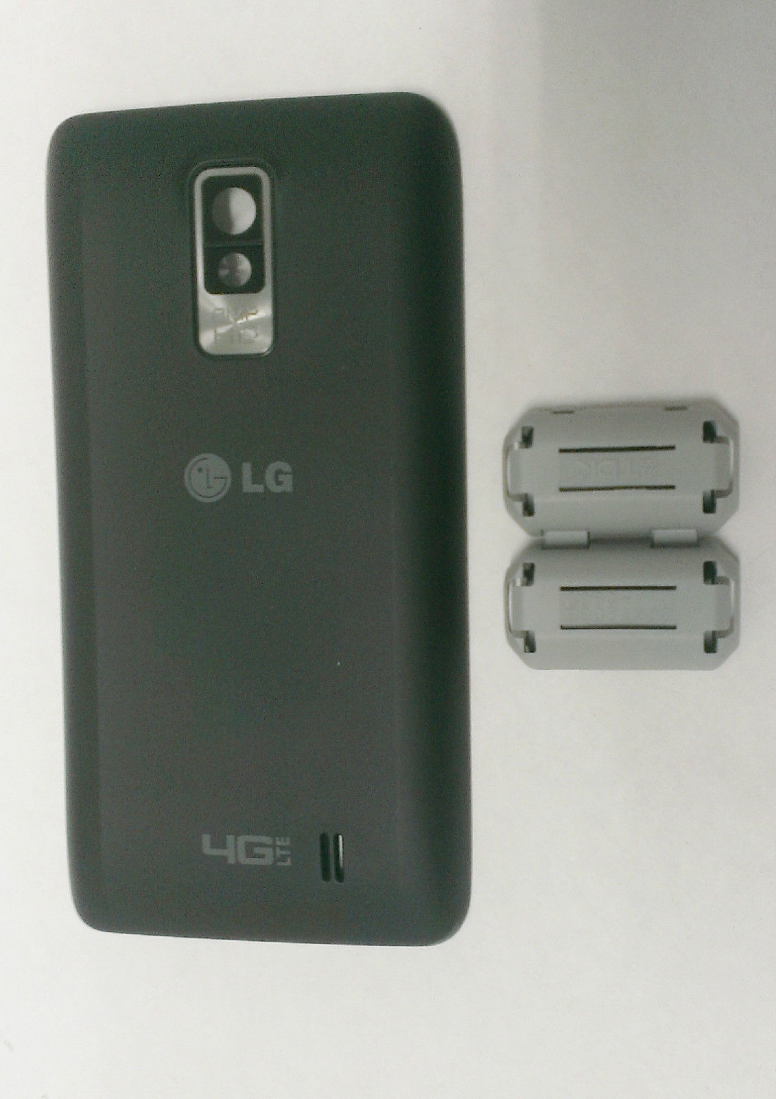 Primary image for New OEM LG Spectrum VS920 Wireless Charging Inductive Back Cover Door - Verizon