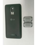 New OEM LG Spectrum VS920 Wireless Charging Inductive Back Cover Door - ... - $9.89