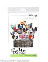 Handbeng Felts Bird-y Creative Fiber Art Pattern - $13.75