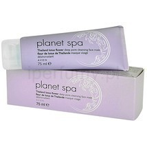 Avon Planet Spa Thailand lotus flower Deep pore Cleansing Face mask 75 ml - €4,62 EUR