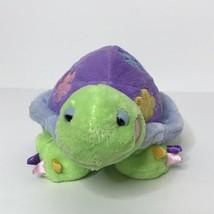 "Ganz Webkinz Daisy Tortoise Plush Stuffed Animal Beanie 9"" No Code - $12.75"