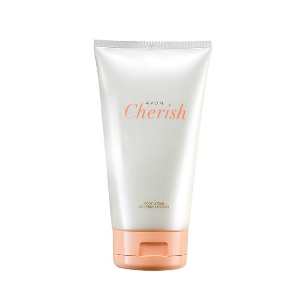 2 x AVON Cherish Perfumed Body Lotion 2 x 150ML Body Cream Moisturizer New