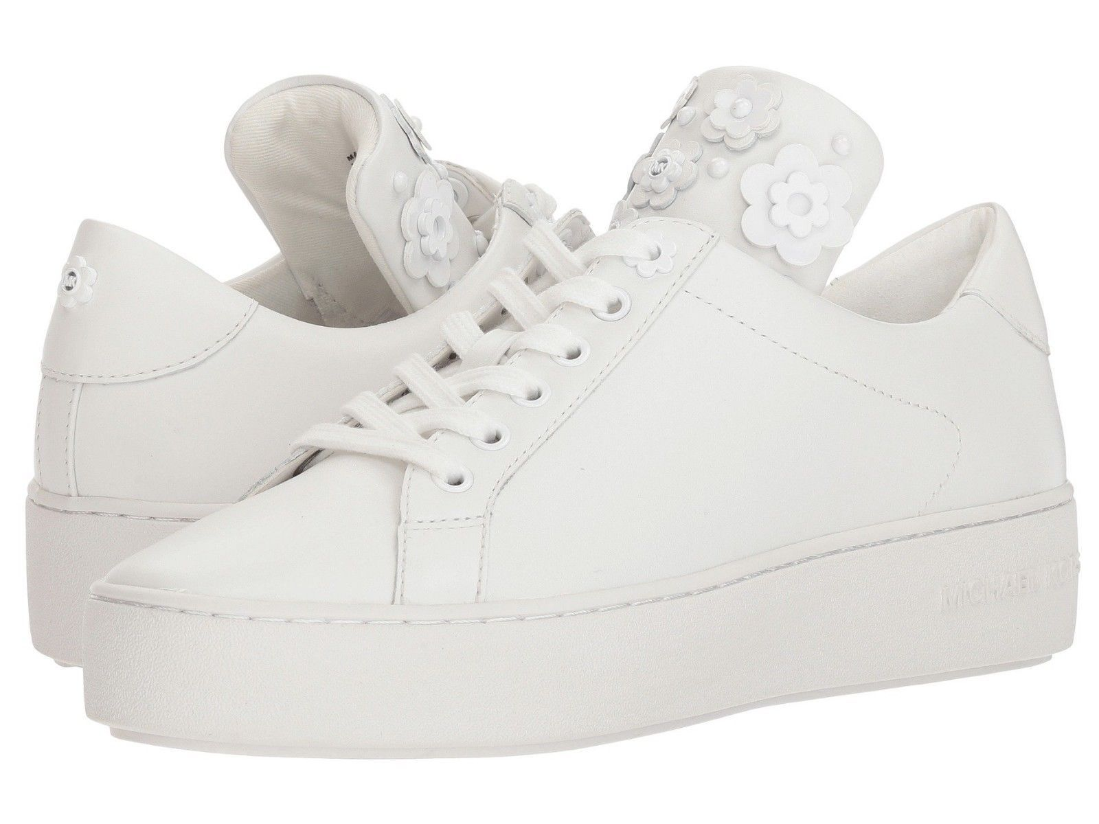 133833a902b MICHAEL Michael Kors Mindy Lace-Up Sneakers and 50 similar items. 57