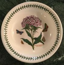 """Portmeirion Botanic Garden 8 1/2"""" Pasta Bowl  Dianthus Barbatus Sweet Wi... - $19.99"""