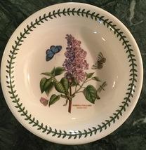 "Portmeirion Botanic Garden 8 1/2"" Pasta Bowl  Syringa Vulgaris  Garden L... - $19.99"
