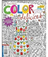 Taste Of Home COLOR ME DELICIOUS SPRING 2016 AD... - $7.91