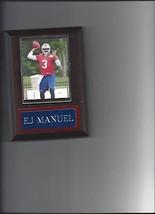 Ej Manuel Plaque Buffalo Bills Football Nfl - $0.01