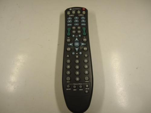 Motorola DRC800 DCT6412 DRC400 DRC425 Cable Box Universal Remote Control