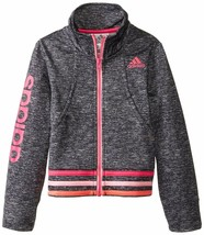Adidas Girls Track Jacket, L/Sleeves, Multi-Color, Sz. 5(US)100 % Authen... - $27.99