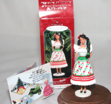 "Hallmark Keepsake ""Mexican Barbie"" from The Dolls Of The World collection - $15.33"