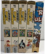 The Adventures Of Rocky & Bullwinkle Lot Of 5 Vol 2,3,5,6, & Last Angry ... - $13.97
