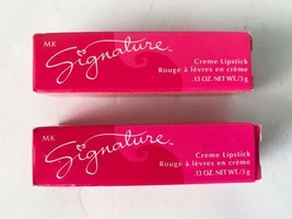 Mary Kay Signature Creme Lipstick (Apple Berry) .13 Oz. #500500 NEW  Lot... - $29.02