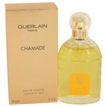 Guerlain Chamade 3.3 Oz Eau De Toilette Spray image 6