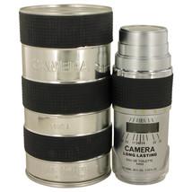 Camera Long Lasting By Max Deville (Tin Bottle) Eau De Toilette 3.4 Oz, Men - $60.49