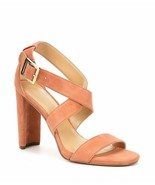 Michael Kors Terra Shia Suede Strappy Women's Dress Sandals  9.5 40t8shh... - $137.75