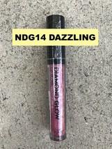 NICKA K NEW YORK DIAMOND GLOW LIP GLOSS COLOR: NDG14 DAZZLING - $2.66