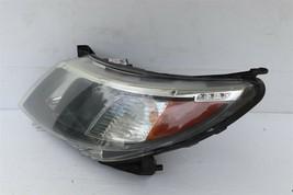 08-11 Saab 9/3 9-3 93 Headlight Head Light Lamp Xenon HID AFS Driver Left LH image 2