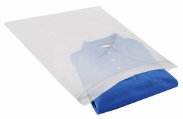 500 Zip Lock Bags Clear 12 x 18 Ultra Thick Seal Top Bags - $170.01