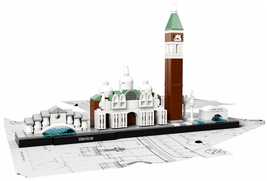 LEGO Architecture Venice 21026 Italy Skylines Series Retired Rare Factor... - $336.60