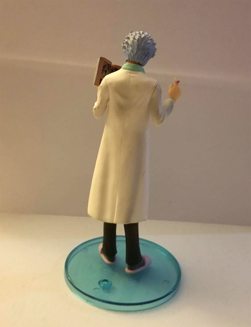 "Gintama ""Ginpachi-sensei"" Anime Figure"