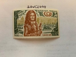 France Louis XIV king 1970 mnh    stamps - $1.20