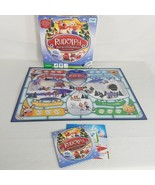 Rudolph Red Nosed Reindeer Island Of Misfit Toys DVD Board Game Complete - $14.81