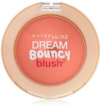 MAYBELLINE DREAM BOUNCY BLUSH CANDY CORAL 30 NEW SEALED - $2.99