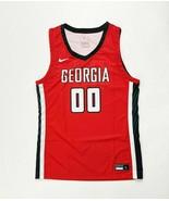 Nike Legend Georgia Bulldogs Team Basketball Jersey Men's Large CQ4299 Red - $35.39